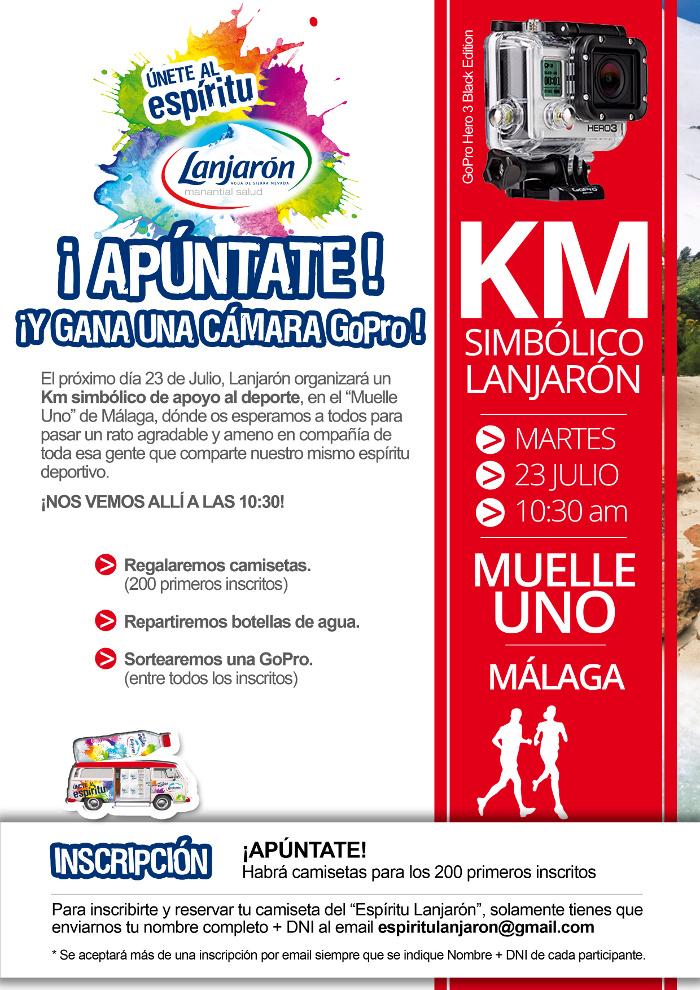 Km Simbólico Lanjarón