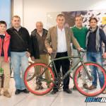 Ganador de la bicicleta